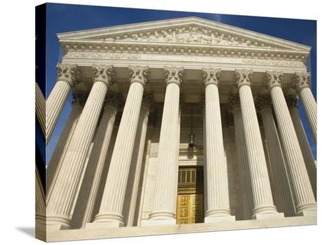 United States Supreme Court-William Manning-Stretched Canvas Print