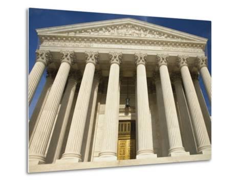 United States Supreme Court-William Manning-Metal Print