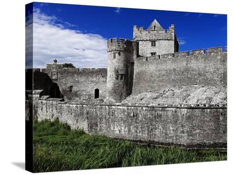 Cahir Castle-Richard Cummins-Stretched Canvas Print