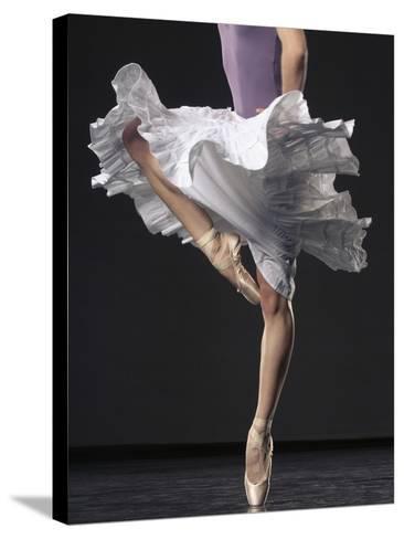 Ballerina-Erik Isakson-Stretched Canvas Print