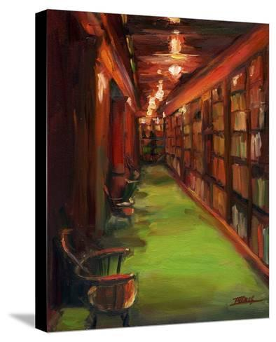 Knowledge Alley-Pam Ingalls-Stretched Canvas Print