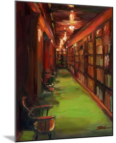 Knowledge Alley-Pam Ingalls-Mounted Giclee Print
