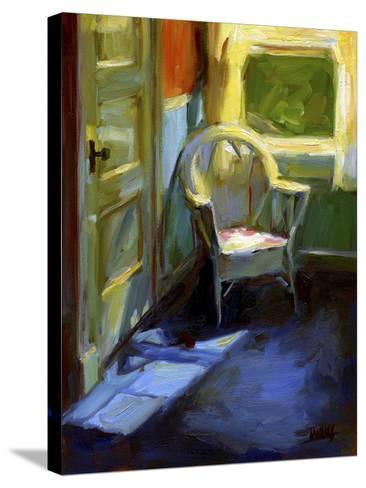 Sunny Corner-Pam Ingalls-Stretched Canvas Print
