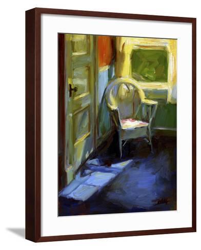 Sunny Corner-Pam Ingalls-Framed Art Print