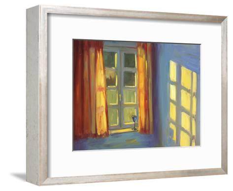 Anne's Window-Pam Ingalls-Framed Art Print