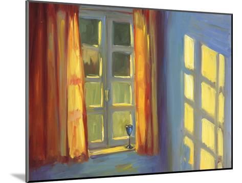 Anne's Window-Pam Ingalls-Mounted Giclee Print