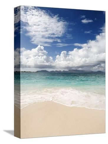 Rendezvous Bay, Anguilla-Macduff Everton-Stretched Canvas Print