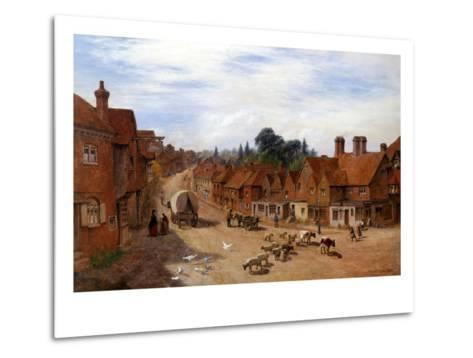 Haslemere, Surrey, England-George Vicat Cole-Metal Print