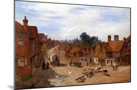 Haslemere, Surrey, England-George Vicat Cole-Mounted Giclee Print