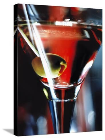 Dry Martini-Bruno Ehrs-Stretched Canvas Print