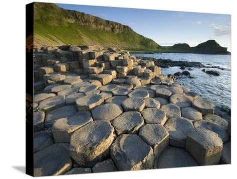 Giant's Causeway-Kevin Schafer-Stretched Canvas Print