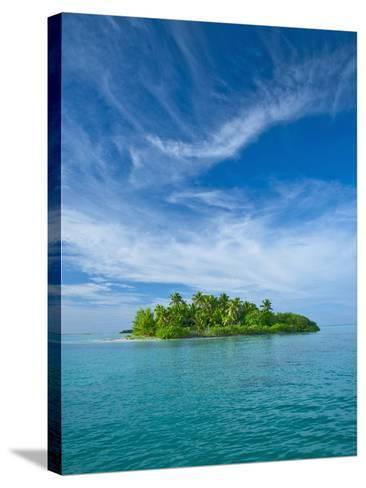 St. Joseph Atoll in the Seychelles-Bob Krist-Stretched Canvas Print