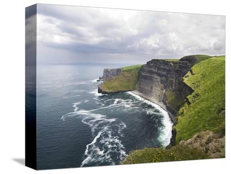 Cliffs of Moher-Tom Hanslien-Stretched Canvas Print