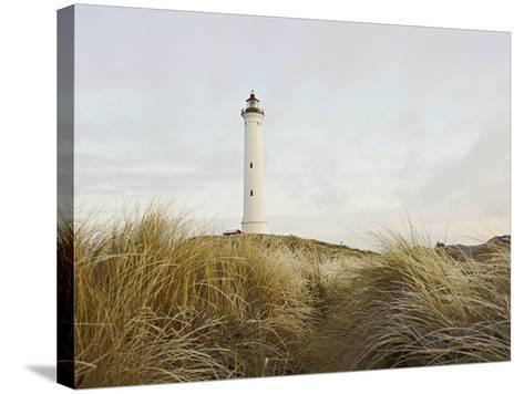 Lighthouse-Paul Linse-Stretched Canvas Print