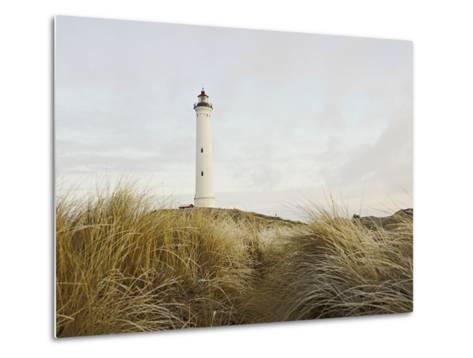 Lighthouse-Paul Linse-Metal Print