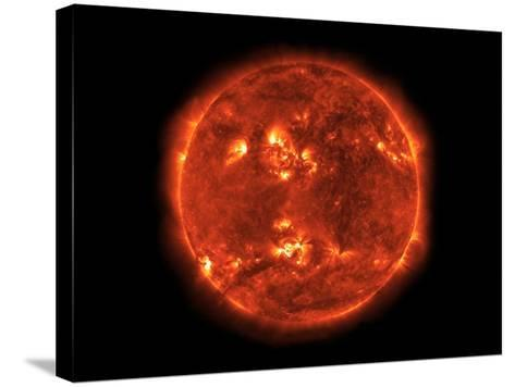 The Sun--Stretched Canvas Print