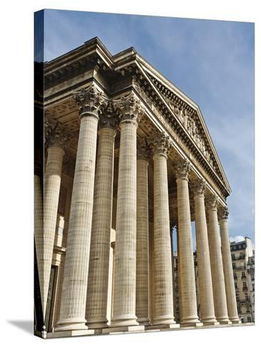 Pantheon in Paris-Rudy Sulgan-Stretched Canvas Print