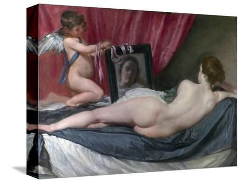 The Rokeby Venus-Diego Velazquez-Stretched Canvas Print