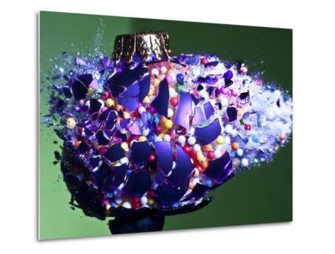 Christmas Surprise-Alan Sailer-Metal Print