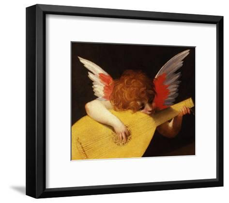 Musical Angel by Rosso Fiorentino--Framed Art Print