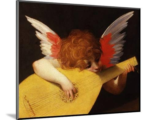 Musical Angel by Rosso Fiorentino--Mounted Giclee Print