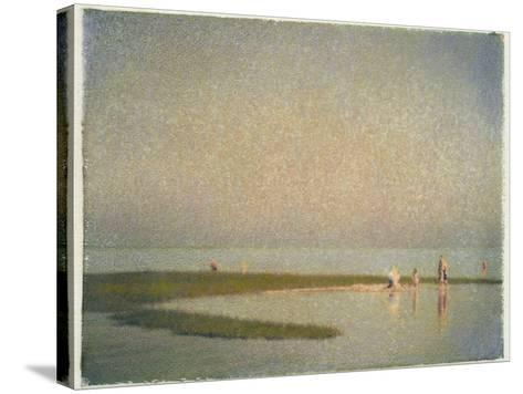 Cape Cod Bay-Jennifer Kennard-Stretched Canvas Print