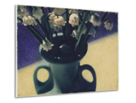 Lilies of the Valley-Jennifer Kennard-Metal Print