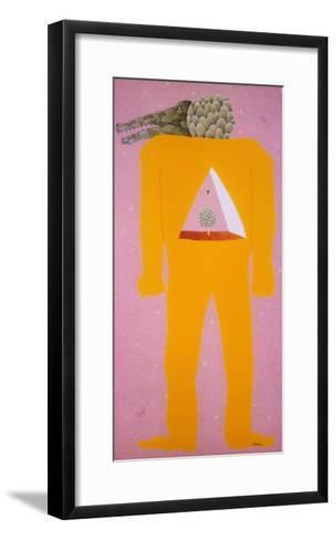 Summer-Alexander Vorobyev-Framed Art Print