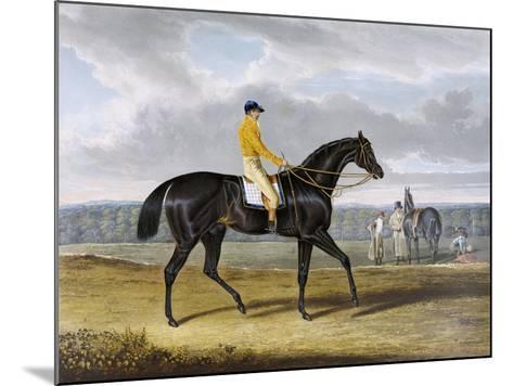 Aquatint by Thomas Sutherland After Jack Spigot, Winner 1821-John Frederick Herring I-Mounted Giclee Print