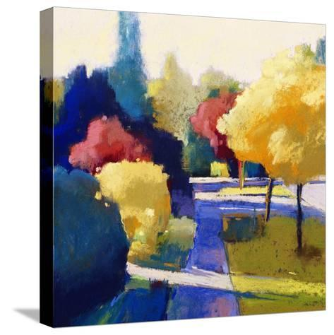 Heading Home-Lou Wall-Stretched Canvas Print