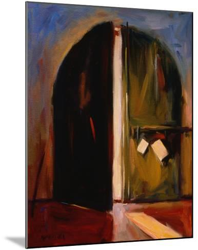 Light Through the Arched Doorway II-Pam Ingalls-Mounted Giclee Print