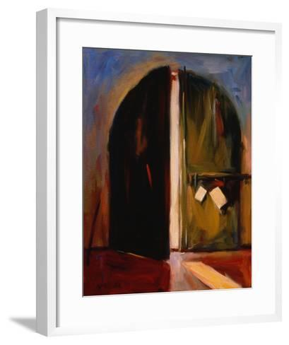 Light Through the Arched Doorway II-Pam Ingalls-Framed Art Print
