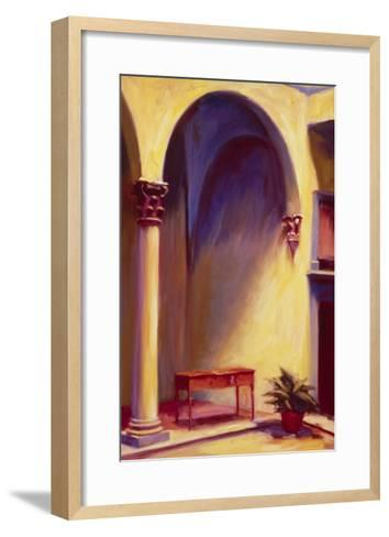 Palazzo Antinori-Pam Ingalls-Framed Art Print