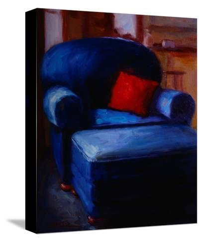Red Pillow II-Pam Ingalls-Stretched Canvas Print