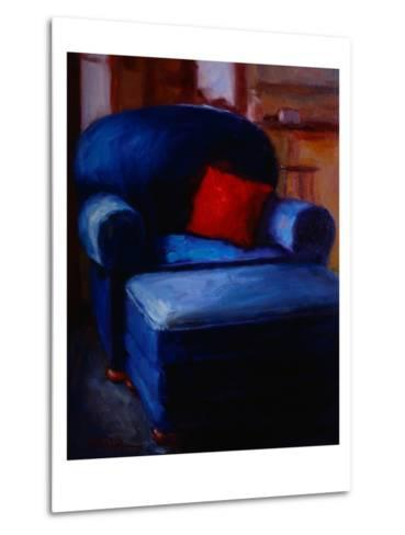 Red Pillow II-Pam Ingalls-Metal Print