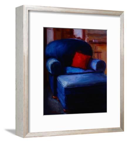 Red Pillow II-Pam Ingalls-Framed Art Print