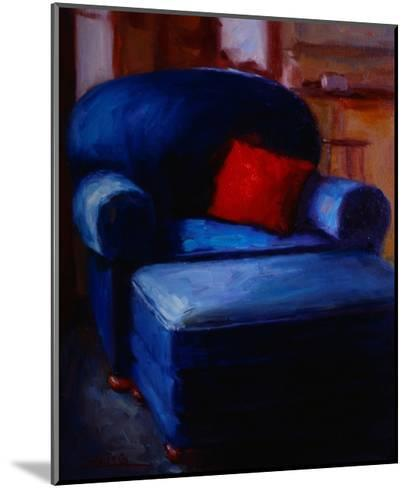 Red Pillow II-Pam Ingalls-Mounted Giclee Print