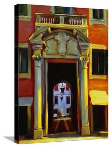 Ferrara Portal-Pam Ingalls-Stretched Canvas Print