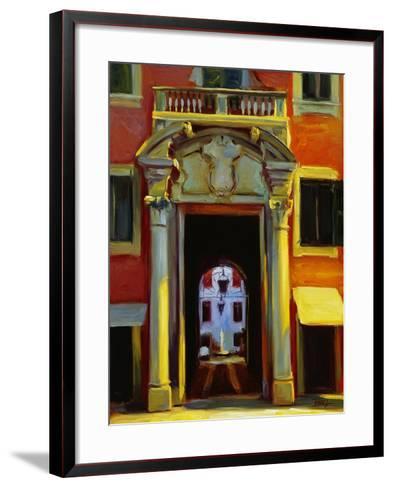 Ferrara Portal-Pam Ingalls-Framed Art Print