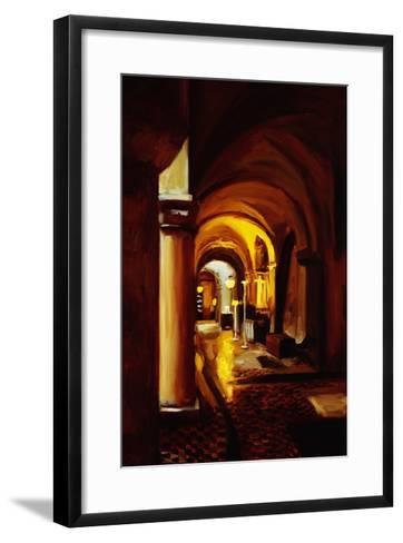 Inner Sanctum-Pam Ingalls-Framed Art Print