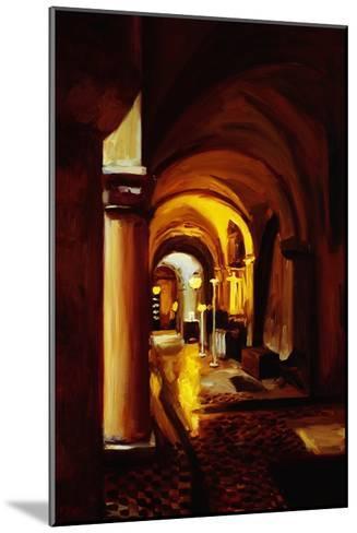 Inner Sanctum-Pam Ingalls-Mounted Giclee Print