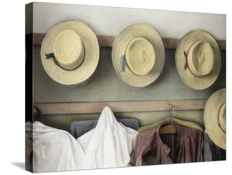 Amish Study No.18-Kim Koza-Stretched Canvas Print