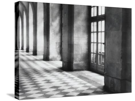 Cathedral, France-Kim Koza-Stretched Canvas Print
