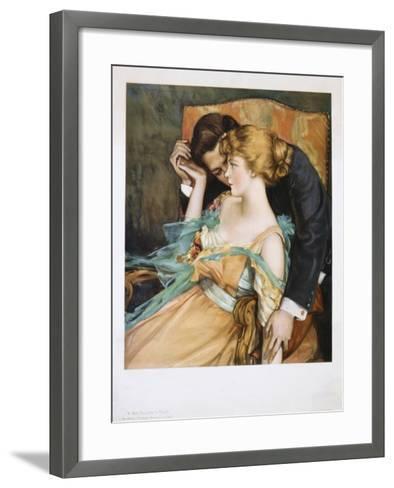 A Skin You Love to Touch-Mary Greene Blumenschein-Framed Art Print