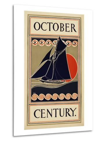 October Century-H^m^ Lawrence-Metal Print