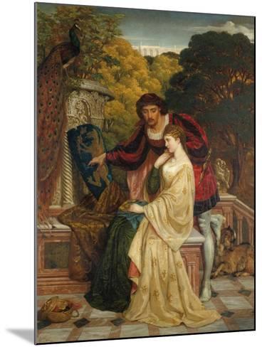 The Riven Shield-Philip Richard Morris-Mounted Giclee Print