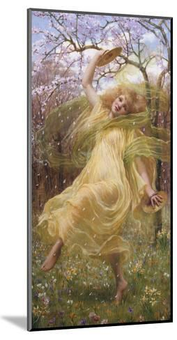The Spirit of Spring-W^ Savage Cooper-Mounted Giclee Print