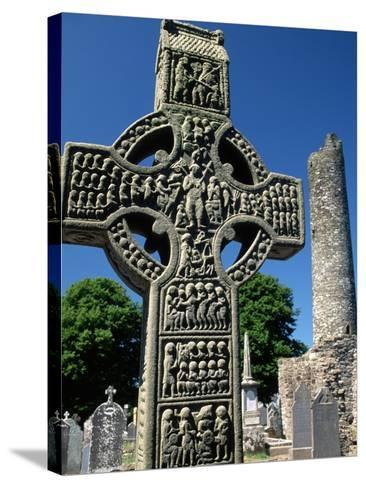 Muiredach's High Cross-Kevin Schafer-Stretched Canvas Print