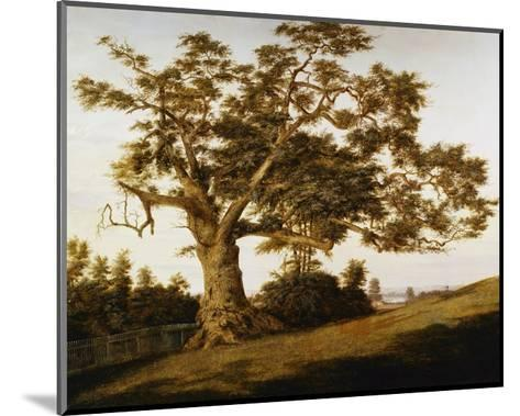 The Charter Oak-Charles de Wolfe Brownell-Mounted Giclee Print