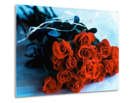 Bouquet of Roses-Colin Anderson-Metal Print